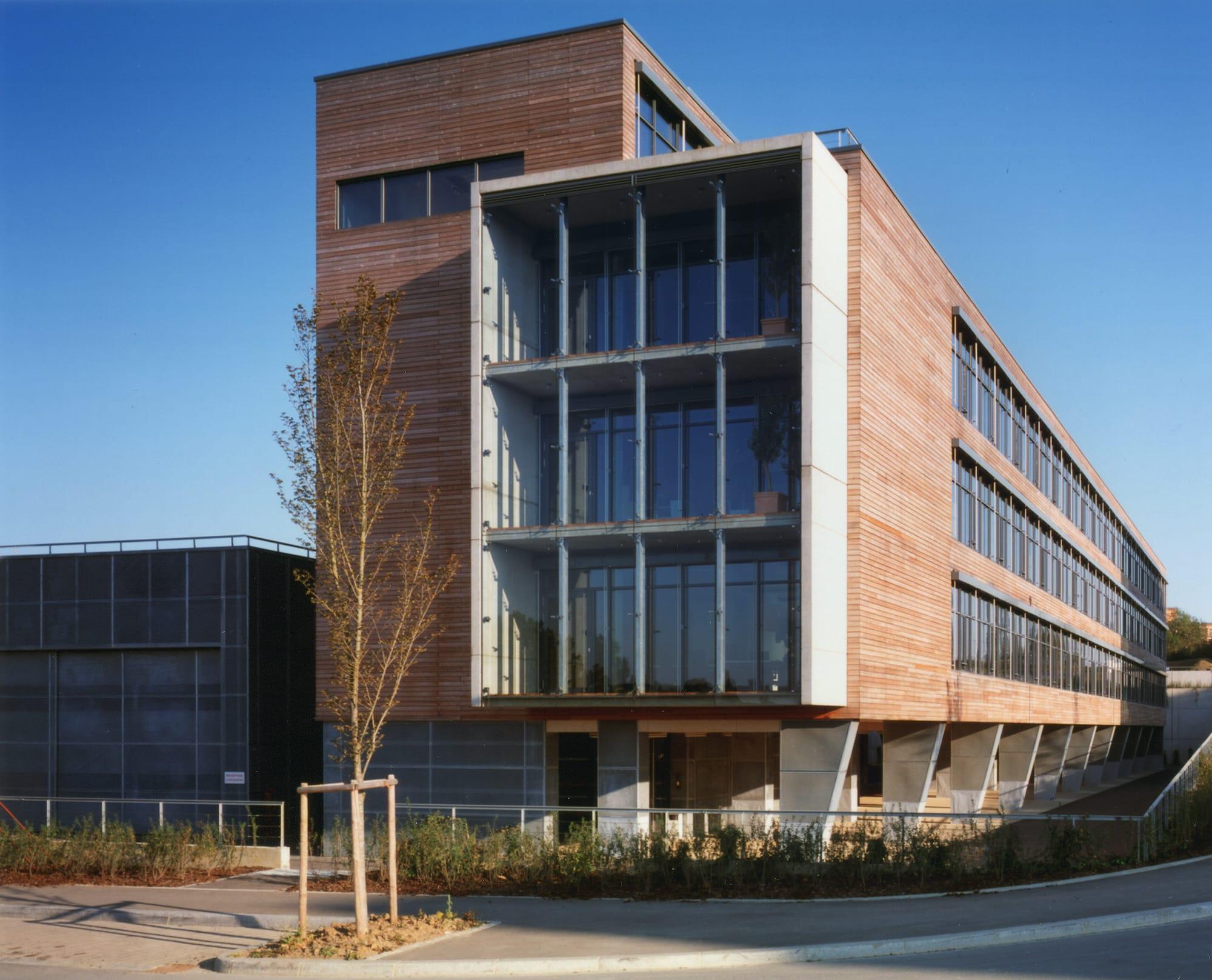 Cba christian bauer & associés architectes s.a. luxembourg