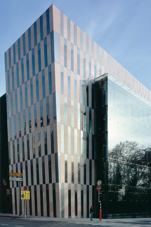 BCL | CBA | Christian Bauer & Associés Architectes s.a.
