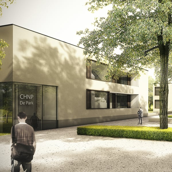 De Park | CBA | Christian Bauer & Associés Architectes s.a.