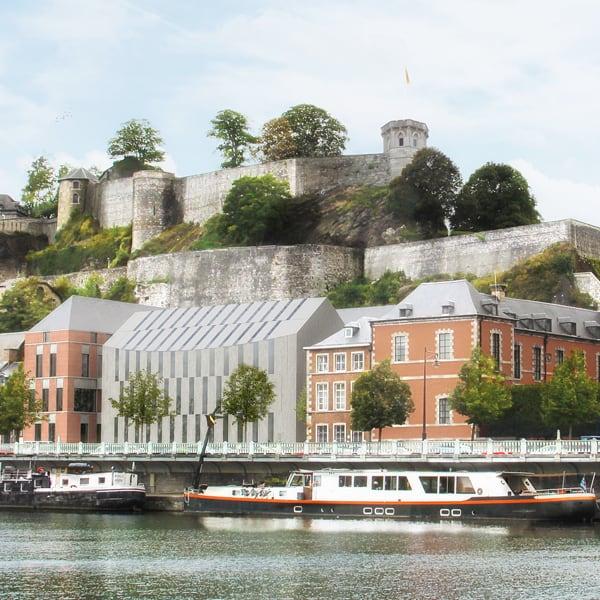 Parlement Wallon | CBA | Christian Bauer & Associés Architectes s.a.