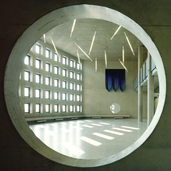 école européenne | CBA | Christian Bauer & Associés Architectes s.a.