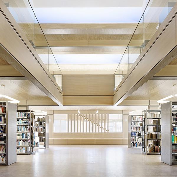 School Fieldgen | CBA | Christian Bauer & Associés Architectes s.a.