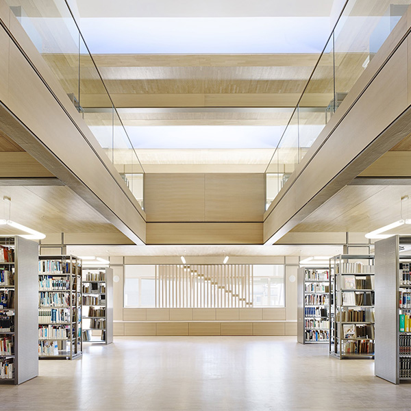 Schule Fieldgen | CBA | Christian Bauer & Associés Architectes s.a.