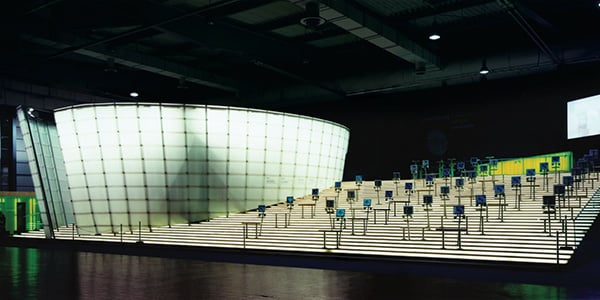 Expo Hannovre | CBA | Christian Bauer & Associés Architectes s.a.