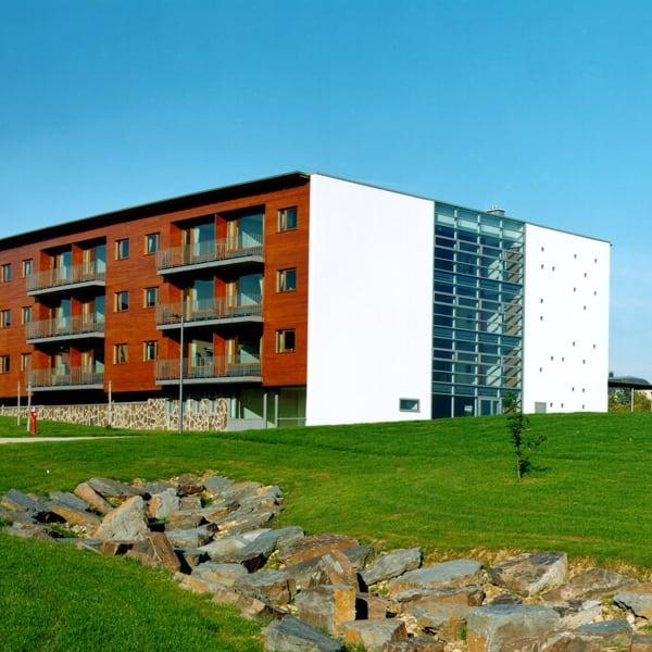 Retirement home | CBA | Christian Bauer & Associés Architectes s.a.