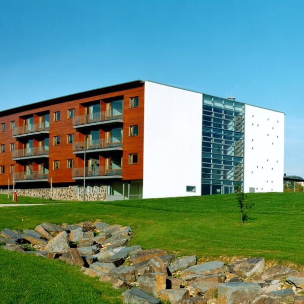 Résidence séniors | CBA | Christian Bauer & Associés Architectes s.a.