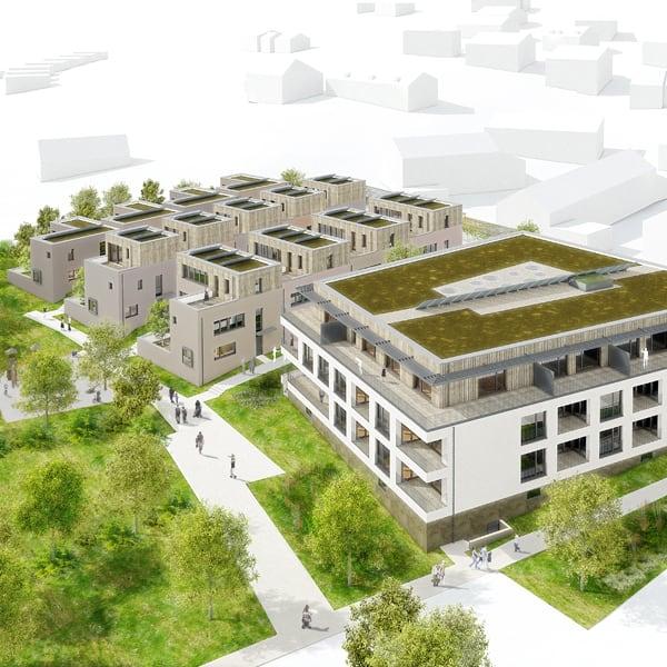 In der Acht | CBA | Christian Bauer & Associés Architectes s.a.
