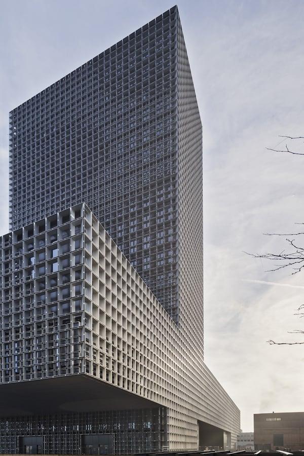 Maison du Savoir | CBA | Christian Bauer & Associés Architectes s.a.