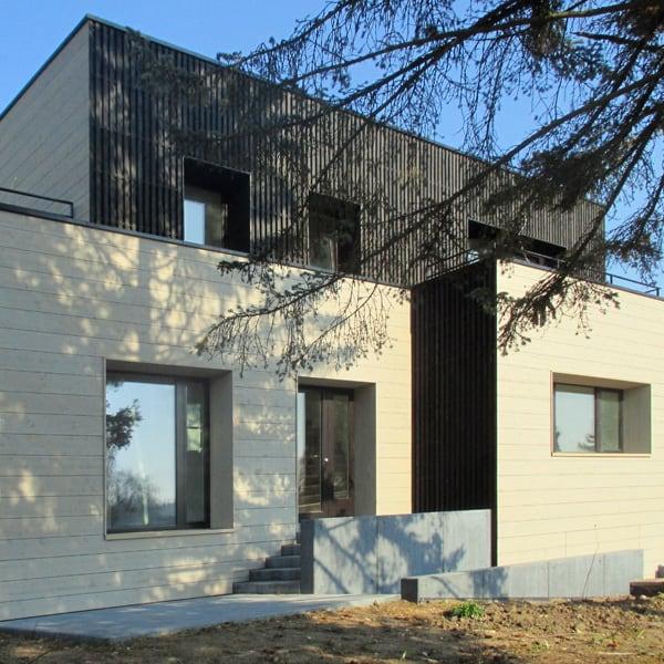 Haus E | CBA | Christian Bauer & Associés Architectes s.a.