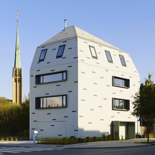House PP | CBA | Christian Bauer & Associés Architectes s.a.