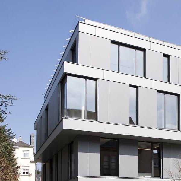 House S | CBA | Christian Bauer & Associés Architectes s.a.