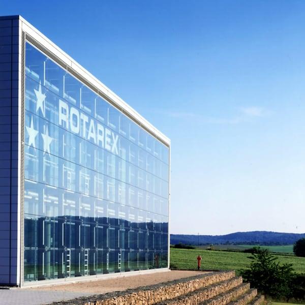 Rotarex | CBA | Christian Bauer & Associés Architectes s.a.