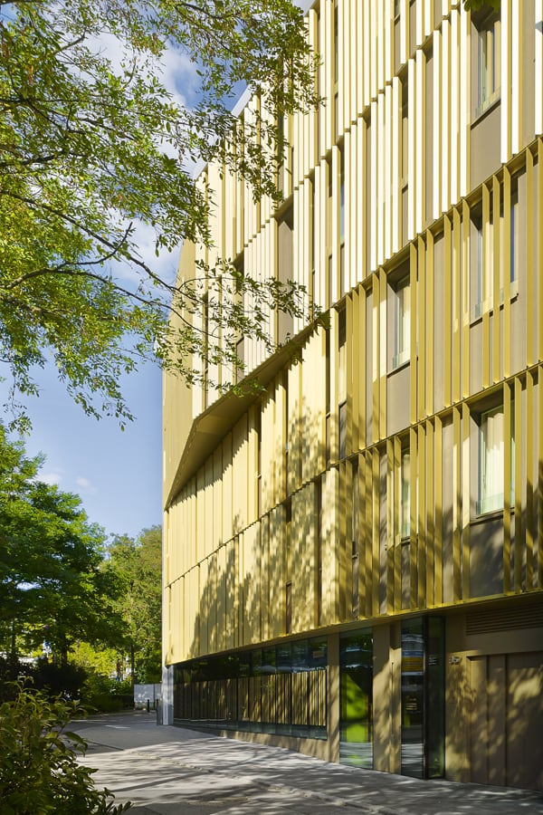 Urban Garden | CBA | Christian Bauer & Associés Architectes s.a.
