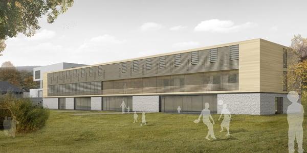 Vogelsang | CBA | Christian Bauer & Associés Architectes s.a.