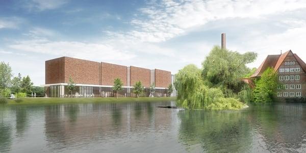 Musée Lüneburg | CBA | Christian Bauer & Associés Architectes s.a.