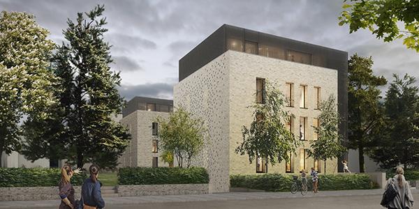 LES CHARMES | CBA | Christian Bauer & Associés Architectes s.a.