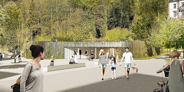 Place-Benelux | CBA | Christian Bauer & Associés Architectes s.a.