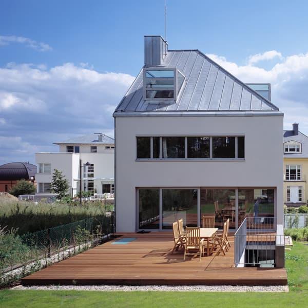 Haus B   CBA   Christian Bauer & Associés Architectes s.a.